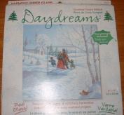 Daydreams 'Winter Walk' Counted Cross Stitch Kit 20cm x 20cm