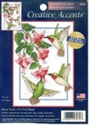 Creative Accents Sweet Treat Counted Cross Stitch Kit