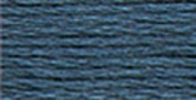 Anchor Six Strand Embroidery Floss 8.75 Yards-Antique Blue Dark