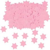 Pink Star of David - Magen David Confetti, Hebrew, Jewish Decorations for Weddings, Bat Mitzvah, Bar Mitzvah, Holiday Parties