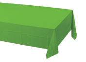 Creative Converting Paper Banquet Table Cover, Citrus Green