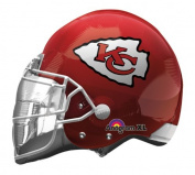 Kansas City Chiefs 50cm Mylar Balloon