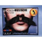 Dapper Moustache - Black