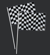 Creative Converting Racing Flags