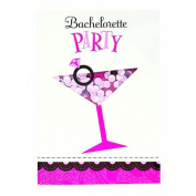 Bachelorette Party Shaker Invitations 8ct