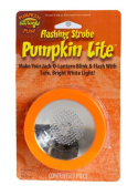 Fun World Pumpkin Strobe Light Multicoloured One Size
