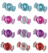 Jolee's Boutique Cabochons Dimensional Stickers, Candy Wrappers