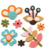 Felties Self-Adhesive Embellishments, Peddlars