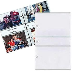 Pioneer Str 3 Ring Memo Album 40 Pocket Refills 2 Per Page By