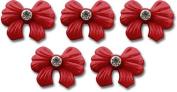 Jenni Bowlin Studio Rhinestone Tiny Bow Adhesive Embellishments