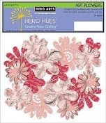 Blush Print Flowers // Hero Arts