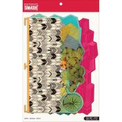 K & CompanySmash Scrapbook Divider Tabs, Animal