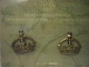Anna Griffin Brass Embellishments - Crowns
