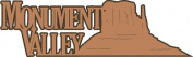 Monument Valley Die-Cut // Petticoat Parlour