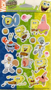 Spongebob Squarepants Scrapbook Stickers