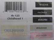 Childhood Threads // Me & My Big Ideas