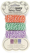 We R Memory Keepers Sew Easy Baker's Twine for Paper Crafting, Secondary