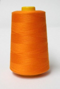 Serger Cone Thread - 4000 yds Orange 718