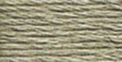 Anchor Six Strand Embroidery Floss 8.75 Yards-Grey Medium Light 12 per box