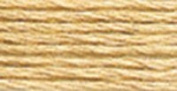 Anchor Six Strand Embroidery Floss 8.75 Yards-Nutmeg Light 12 per box
