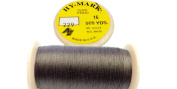 Button Thread HY - MARK Glace Thread #16 500 YDS Extra Strong 100% Cotton MADE IN U.S.A. Colour 229 Light Brown