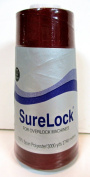 Coats Surelock Thread,#0430 Ruby,3000 Yds.100% Spun Polyester,for Overlock Machines