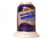 YLI Woolly Nylon Thread Original 1000M Grape