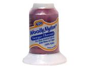 Woolly Nylon - Burgundy - 024 - 1km