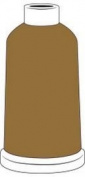 Madeira Rayon Thread 1100yd Spool GREEN GOLD Colour