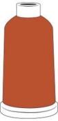 Madeira Rayon Thread 1100yd Spool BROWN ORANGE Colour