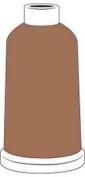 Madeira Rayon Thread 1100yd Spool BROWN Colour