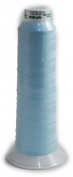 Madeira Poly Baby Blue 2000YD Serger Thread 91289320