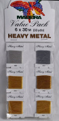 Maderia Value Pack Heavy Metal Thread