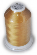Maderia Thread Polyester 5670 Gold 914405670