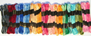New 52 Anchor Mix-N-Match Anchor Embroidery Cross Stitch Threads Floss/skeins for Hand Embroidery