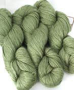 Fyberspates Scrumptious Silk/Merino Wool Chunky Yarn Olive