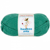 Stitch Nation By Debbie Stoller Bamboo Ewe Yarn-Mermaid