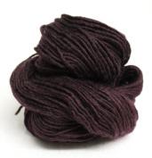Fyberspates Scrumptious Silk/Merino Four-Ply Sport Yarn #314 Deep Chestnut