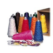Pacon Corporation Products - Yarn Cones, Double Weight, 12/BX, Assorted - Sold as 1 EA - Yarn assortment offers 12 double weight cones. Colours include white, dark brown, red, yellow, yellow-orange, orange, green, blue, blue-violet, pink, black and vio ..