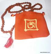 Rudraksha Mala Medium Big -- 108 Beads