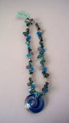 Turquoise Necklace Passion 4 Fashion Coyne's & Company