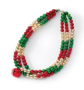 Demdaco Traditional Multiple Strand Bells Necklace