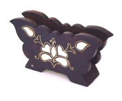 Napkin Holder with Mother of Pearl Inlaying