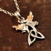 Trinity Angel Pendant