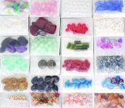 The Beadery Acrylic Jewellery Bead Assortment