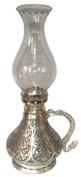 Copper Kerosene Lamp