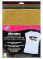 Tulip Primary Shimmer Transfer Sheets