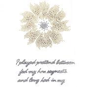Rhinestone Transfer Hot Fix Motif Fashion Design Jewellery Sunflower Story 3 Sheets 7*25cm