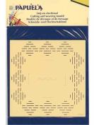 Ecstasy Crafts Papuela Template - Arrow Design