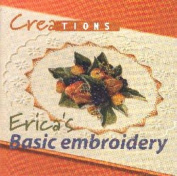 Ecstasy Crafts Crea Book Basics Of Embroidery